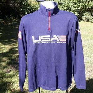 Ralph Lauren Polo American Olympic Team pullover L
